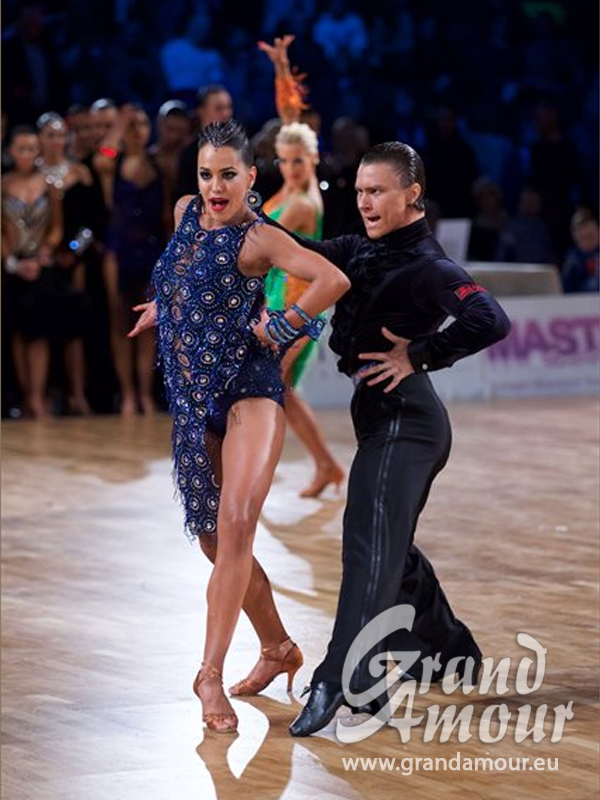 Andrey Gusev & Vera Bondareva, finalists of WDSF Grand Slam competitions