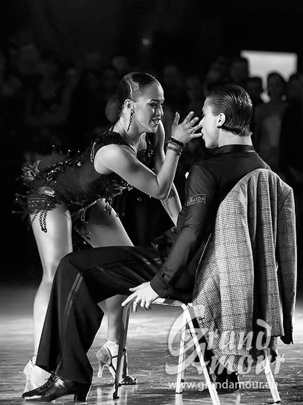Vera Bondareva & Andrey Gusev